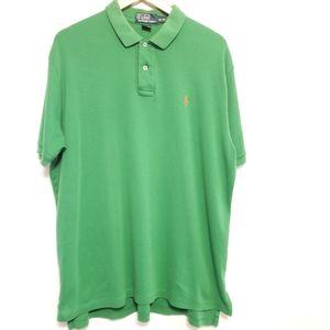 POLO - Classic Green Short Sleeve Casual Shirt